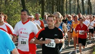 marathon rennen loop oisterwijk
