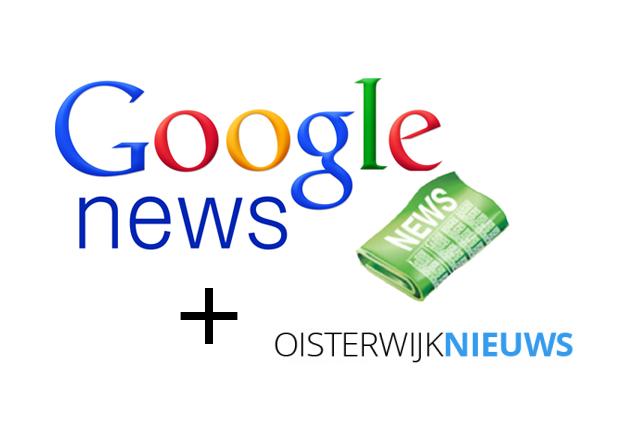 Google Nieuws en Oisterwijk Nieuws