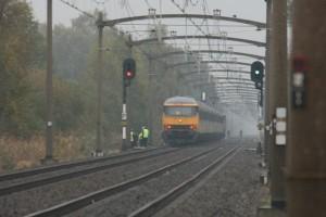 Het spoor loopt dwars door Oisterwijk en is regelmatig onderwerp van discussie.