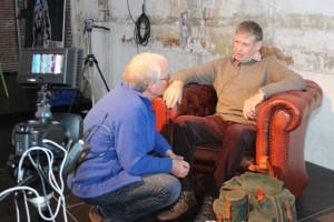 Een interview op de KVL Kroniek Dag; vastleggen van verhalen en herinneringen.
