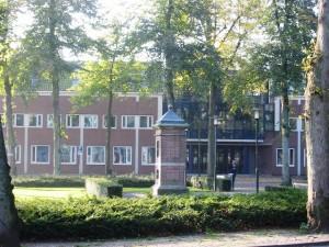 Het gemeentekantoor van Oisterwijk (foto Joris van der Pijll)