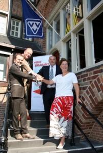 Regionaal werken VVV en Visit Brabant samen.