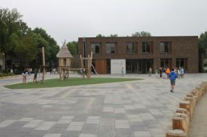Speelplaats Brede basisschool De Bunders - Oisterwijk nacy van de pol 9 10 2014