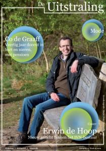 De cover van De Uitstraling editie Oisterwijk zoals deze verscheen in week 20 2015.