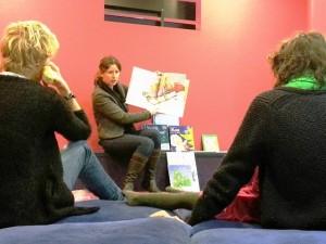 voorleesuurtje bibliotheek oisterwijk 2 5 2016