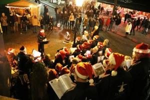 Moonlight Shoppen in centrum Oisterwijk (Foto: Joris van der Pijll).