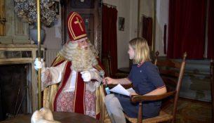 Eveine bij Sint Spanje